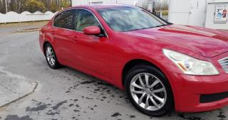Used 2007 Infiniti G35X G35x for sale in Pointe-aux-Trembles, QC