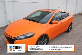 Used 2014 Dodge Dart GT WHOLESALE for sale in Regina, SK