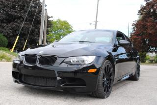 Used 2011 BMW M3 2dr Cpe for sale in North York, ON