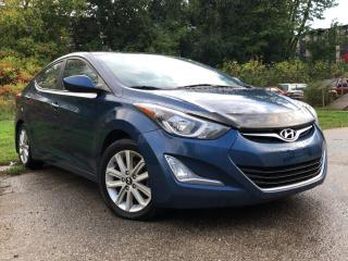 Used 2015 Hyundai Elantra 4dr Sdn Auto Sport Appearance for sale in Waterloo, ON