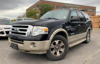 Used 2008 Ford Expedition Eddie Bauer for sale in Hamilton, ON
