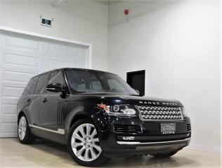 Used 2016 Land Rover Range Rover 4WD Td6 HSE HEADS UP DISPLAY DIESEL NAVI REAR VIEW for sale in North York, ON