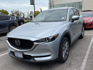 Used 2021 Mazda CX-5 GS 2021.5 Shop Online With Dilawri Anywhere for sale in Mississauga, ON