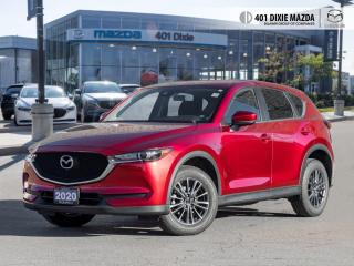 Used 2020 Mazda CX-5 GX 0.99% FINANCE AVAILABLE| ONE OWNER| NO ACCIDENT for sale in Mississauga, ON