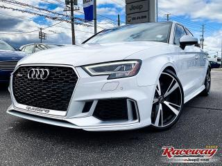 Used 2018 Audi RS 3 quattro for sale in Etobicoke, ON
