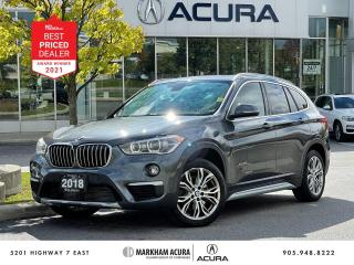 Used 2018 BMW X1 xDrive28i for sale in Markham, ON