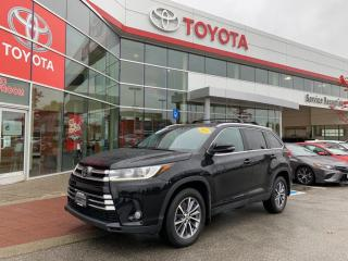Used 2019 Toyota Highlander XLE for sale in Surrey, BC
