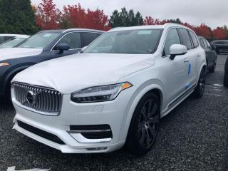 New 2022 Volvo XC90 T6 Inscription 7 Passenger for sale in Surrey, BC