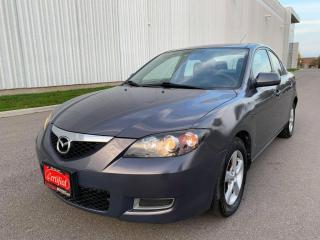 Used 2009 Mazda MAZDA3 4dr Sdn for sale in Mississauga, ON