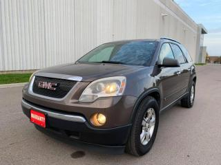 Used 2009 GMC Acadia FWD 4dr SLE for sale in Mississauga, ON
