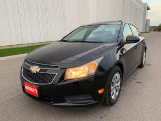 Used 2011 Chevrolet Cruze 4dr Sdn LT Turbo+ w/1SB for sale in Mississauga, ON