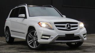 Used 2014 Mercedes-Benz GLK-Class 4MATIC 4dr GLK250 BlueTec for sale in North York, ON