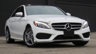 Used 2018 Mercedes-Benz C-Class C 300 AMG for sale in North York, ON