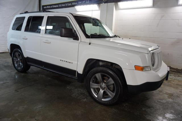 2015 Jeep Patriot HIGH ALTITUDE CERTIFIED *FREE ACCIDENT**1 OWNER* NAV BLUETOOTH CRUISE ALLOYS AUX FOG LIGHTS HEATED SEATS
