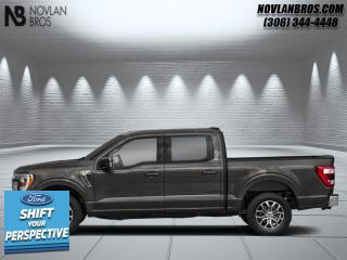 New 2021 Ford F-150 Lariat  - Leather Seats for sale in Paradise Hill, SK