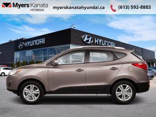 Used 2011 Hyundai Tucson GLS  - $124 B/W for sale in Kanata, ON