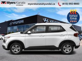 New 2022 Hyundai Venue Preferred  - $175 B/W for sale in Kanata, ON