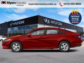 New 2022 Hyundai Elantra Essential  - $150 B/W for sale in Kanata, ON