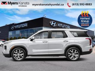 New 2022 Hyundai PALISADE Luxury 7-Passenger  - $371 B/W for sale in Kanata, ON