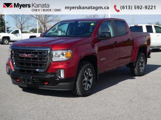 New 2022 GMC Canyon 4WD AT4 w/Cloth for sale in Kanata, ON