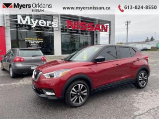 Used 2019 Nissan Kicks SV FWD  -  Alloy Wheels -  Fog Lights - $144 B/W for sale in Orleans, ON
