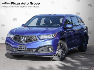 Used 2019 Acura MDX A-Spec for sale in Richmond Hill, ON