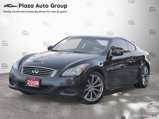 Used 2008 Infiniti G37 Coupe Sport for sale in Richmond Hill, ON