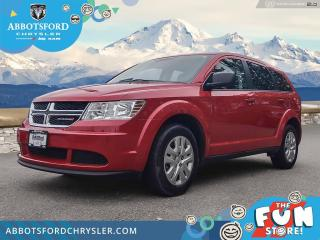 Used 2018 Dodge Journey Canada Value Pkg  - Aluminum Wheels - $180 B/W for sale in Abbotsford, BC