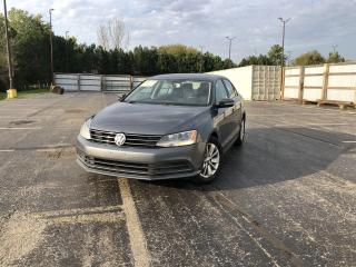 Used 2016 Volkswagen Jetta TRENDLINE+ 2WD for sale in Cayuga, ON