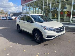 Used 2016 Honda CR-V LX for sale in Charlottetown, PE