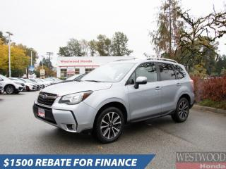 Used 2018 Subaru Forester XT for sale in Port Moody, BC
