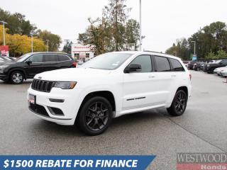 Used 2020 Jeep Grand Cherokee Limited X for sale in Port Moody, BC