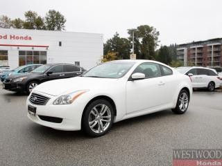 Used 2009 Infiniti G37 Coupe G37x Awd for sale in Port Moody, BC