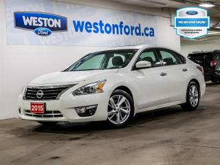 Used 2015 Nissan Altima 2.5+AS IS for sale in Toronto, ON
