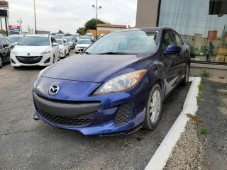 Used 2012 Mazda MAZDA3 GS-SKY 1-Owner |  NO Accidents for sale in Waterloo, ON