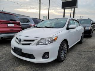 Used 2011 Toyota Corolla LE NAVI | Back-Up Camera | Alloys for sale in Waterloo, ON