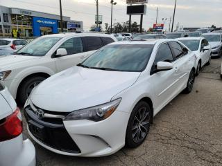 Used 2016 Toyota Camry XSE Navigation, Sunroof, Alcantara Seats for sale in Waterloo, ON