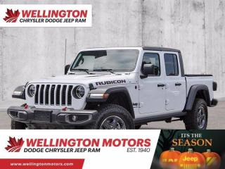 New 2021 Jeep Gladiator Rubicon for sale in Guelph, ON
