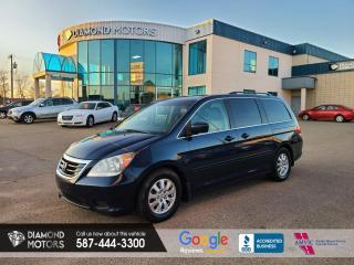 Used 2010 Honda Odyssey EX-L for sale in Edmonton, AB