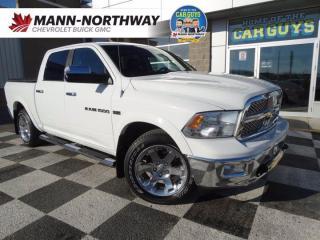 Used 2012 RAM 1500 Laramie   Heated Wheel, Navigation. for sale in Prince Albert, SK