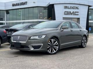 Used 2017 Lincoln MKZ Reserve | Heated Steering Wheel | Navigation for sale in Winnipeg, MB