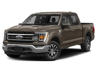 New 2021 Ford F-150 Lariat CREW CAB 4DR 145'' WB 4WD for sale in Woodstock, NB