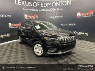 Used 2021 Jeep Cherokee Sport for sale in Edmonton, AB