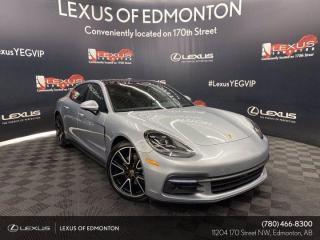 Used 2018 Porsche Panamera 4 for sale in Edmonton, AB
