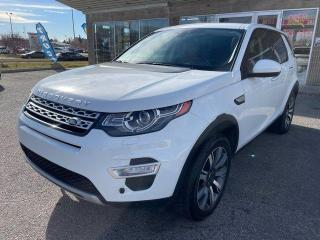 Used 2016 Land Rover Discovery Sport THIRD ROW SEAT NAVI BCAMERA PANOROOF for sale in Calgary, AB