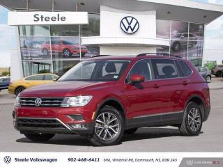 Used 2018 Volkswagen Tiguan COMFORTLINE for sale in Dartmouth, NS