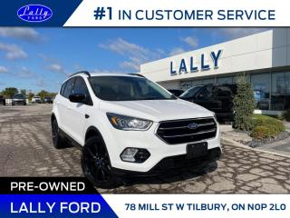 Used 2019 Ford Escape SE, One Owner, Sport Package, Nav!! for sale in Tilbury, ON