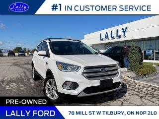 Used 2019 Ford Escape SEL,AWD, Nav, Leather, Ask how to get 1.9%! for sale in Tilbury, ON