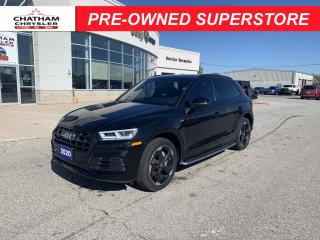Used 2020 Audi Q5 45 Progressiv quattro for sale in Chatham, ON