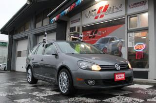 Used 2013 Volkswagen Golf Wagon TDI for sale in Sudbury, ON